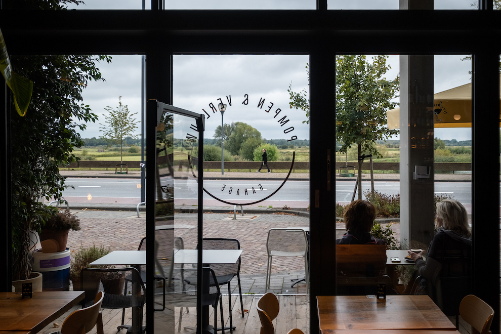 Restaurant Pompen en Verlouw in 's Hertogenbosch