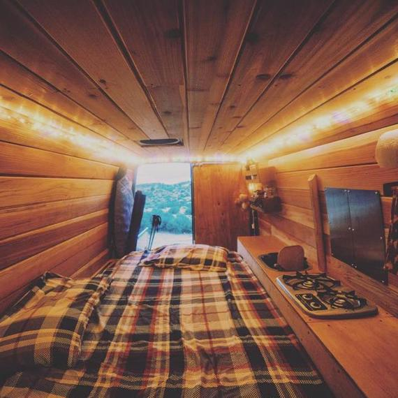 How to build your own dream house on wheels