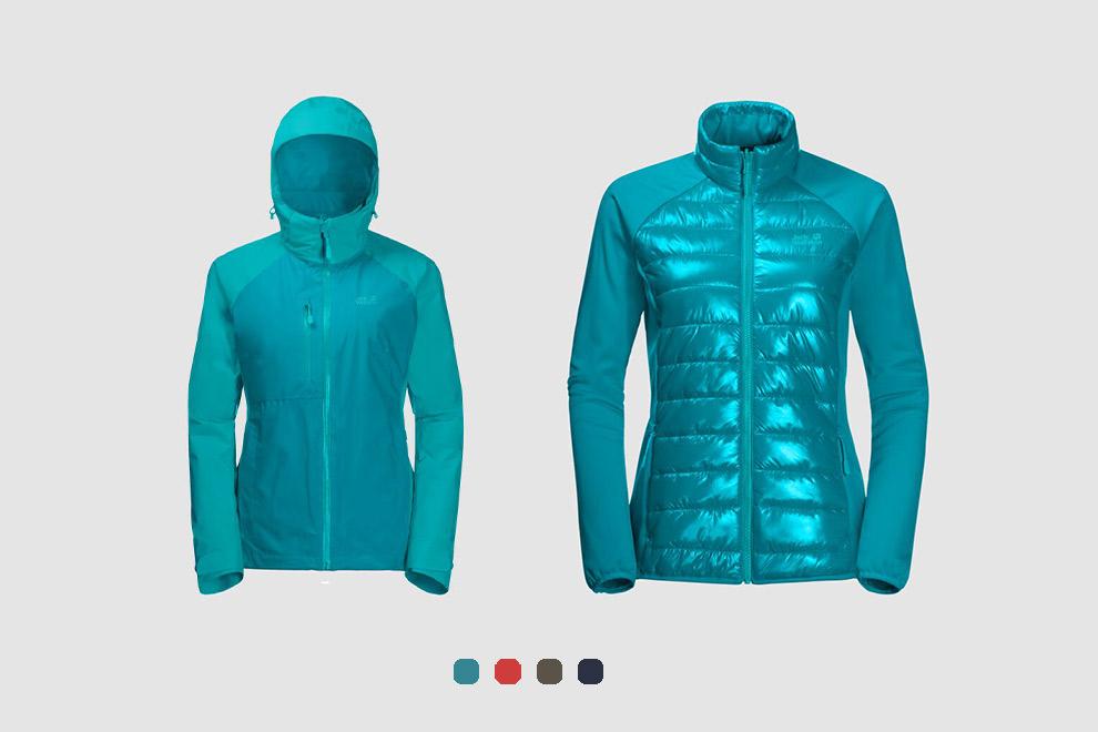 Mount Emin 3-in-1 jas geschikt voor alle seizoenen