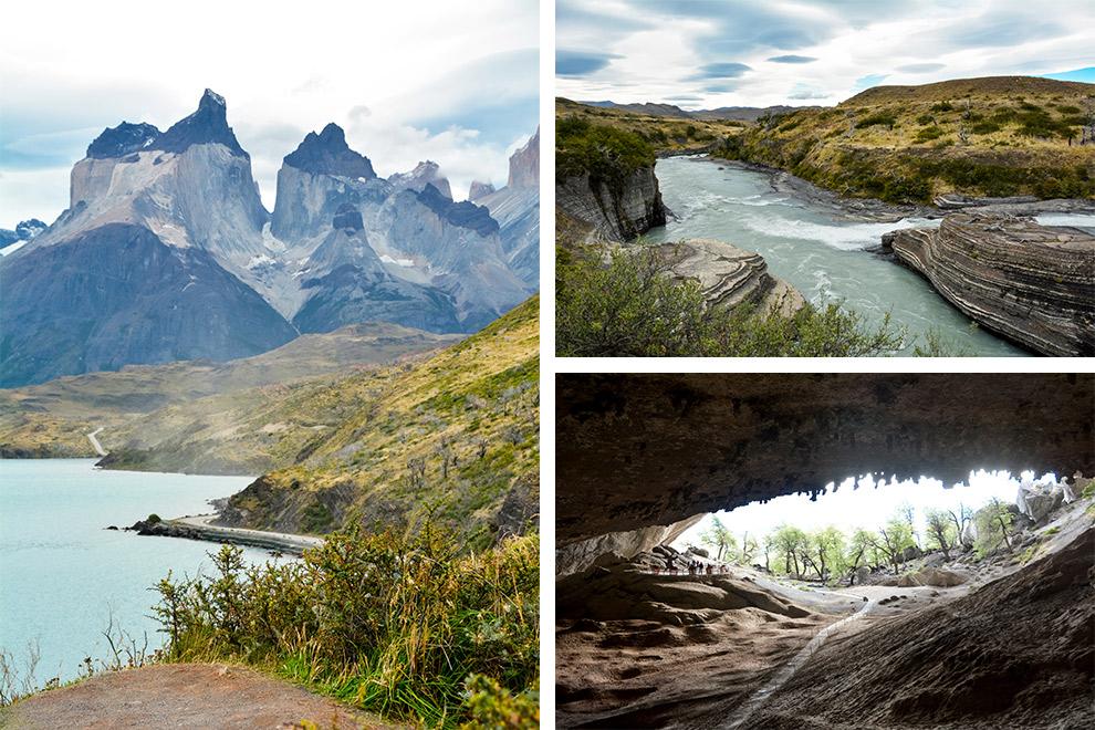 De indrukwekkende natuur van Torres del Paine Nationaal Park