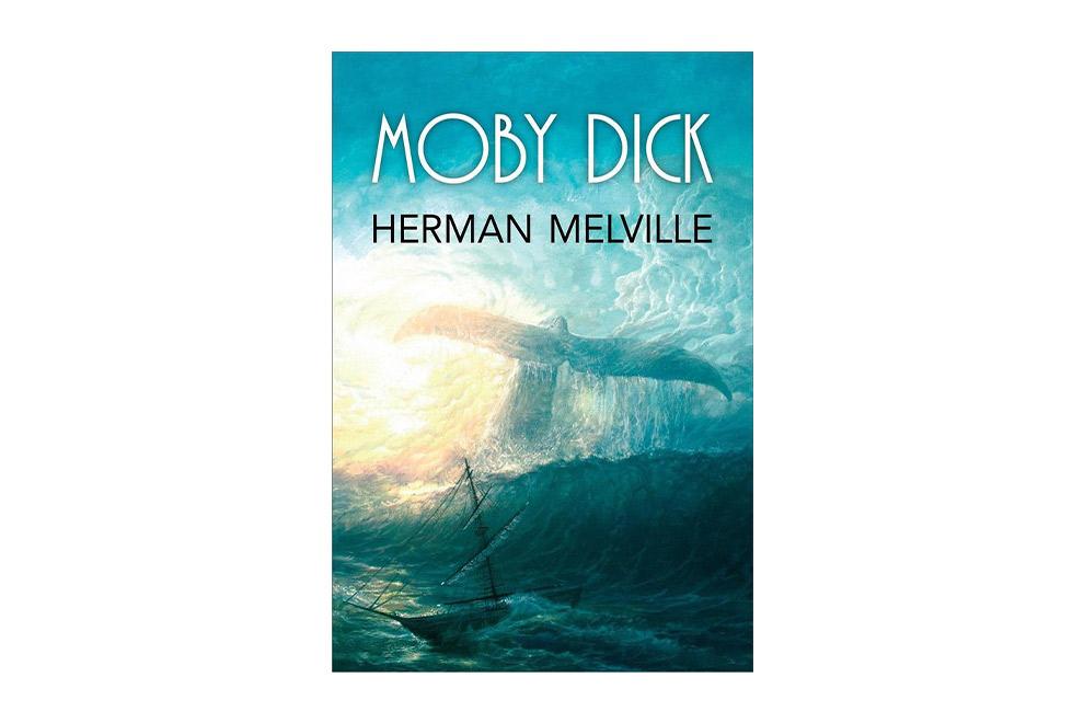 Boek voor reizigers: Moby Dick