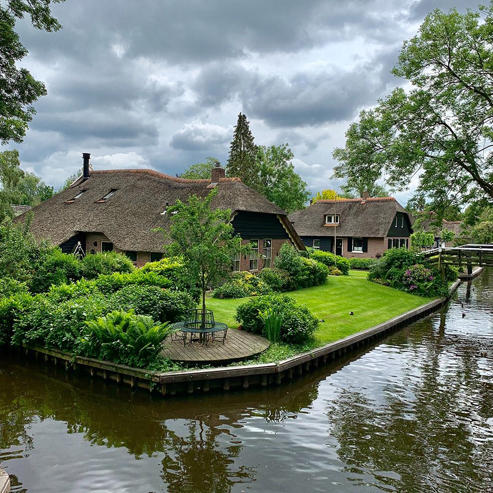 Het Venetië van Nederland: Giethoorn