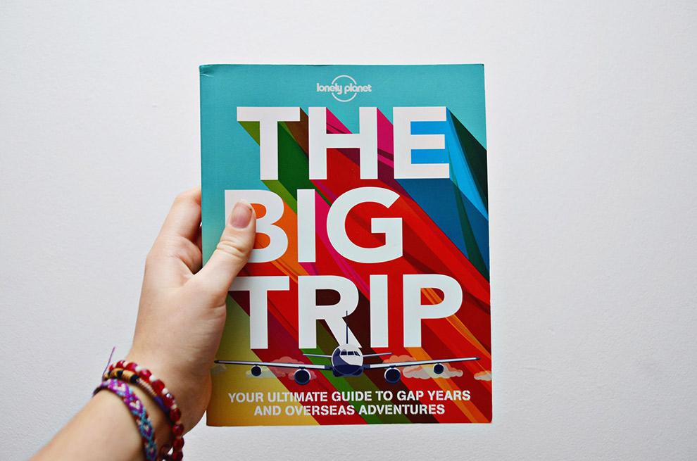Reisinspiratie gebundeld in een boek van Lonely Planet