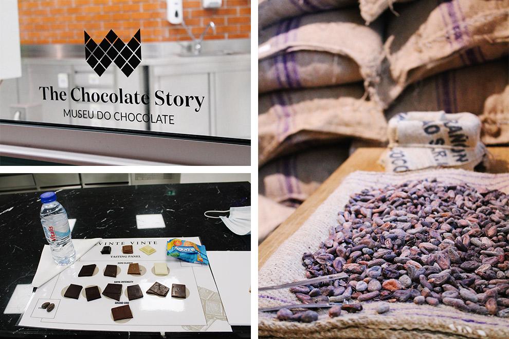Ontdek Portugese chocolade in het Chocolate Story Museum