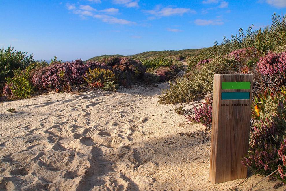 Wandelroute van 450 kilometer door het zuidwesten van Portugal