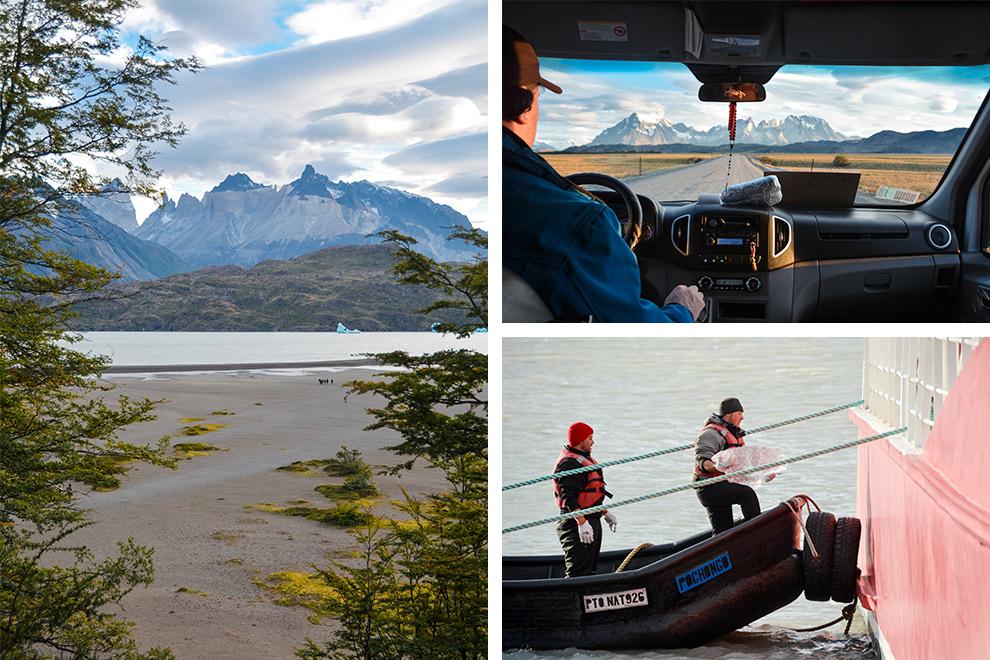 Een dag op pad in Torres del Paine Nationaal park