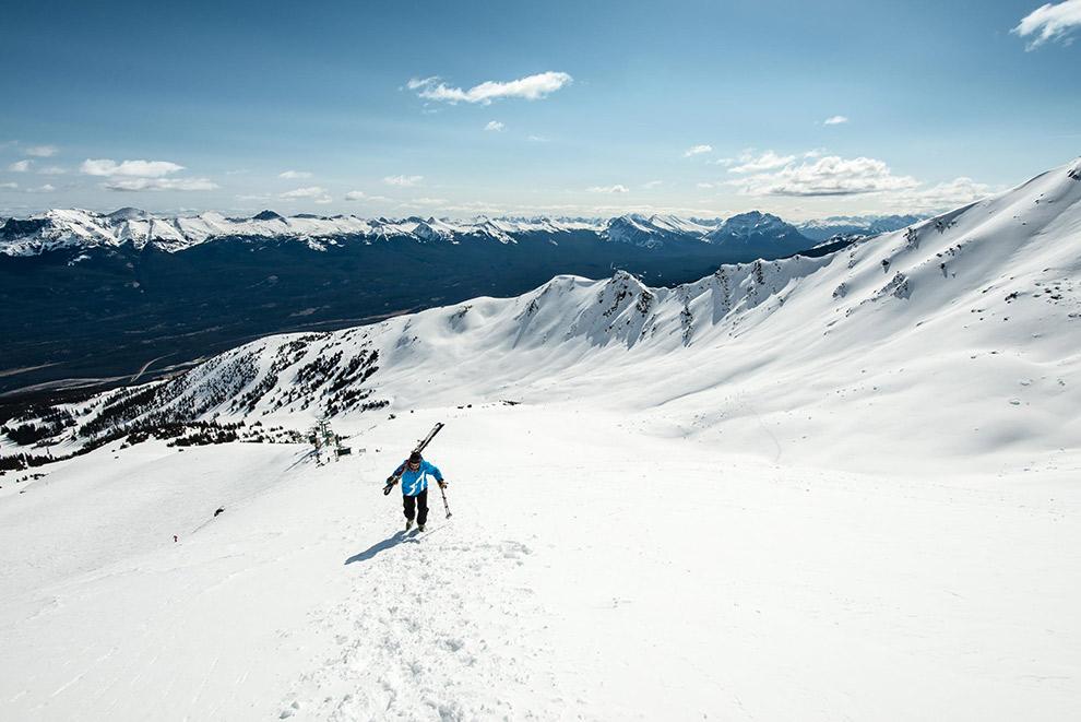 Op avontuur met je skies in winters Canada