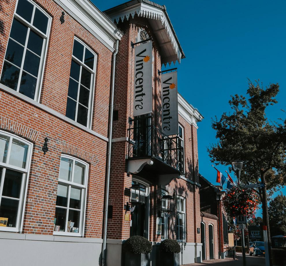 Het museum Vincentre in Brabant
