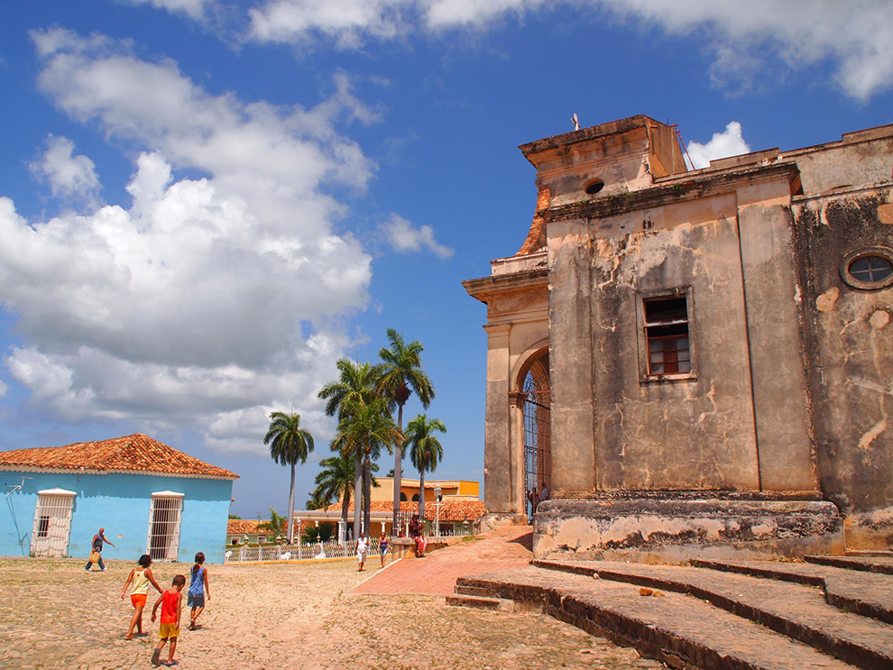 The most eastern tip of Cuba: Baracoa