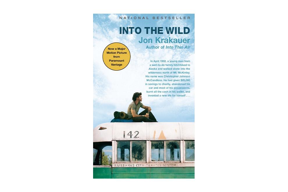 Boek voor reizigers: Into the Wild