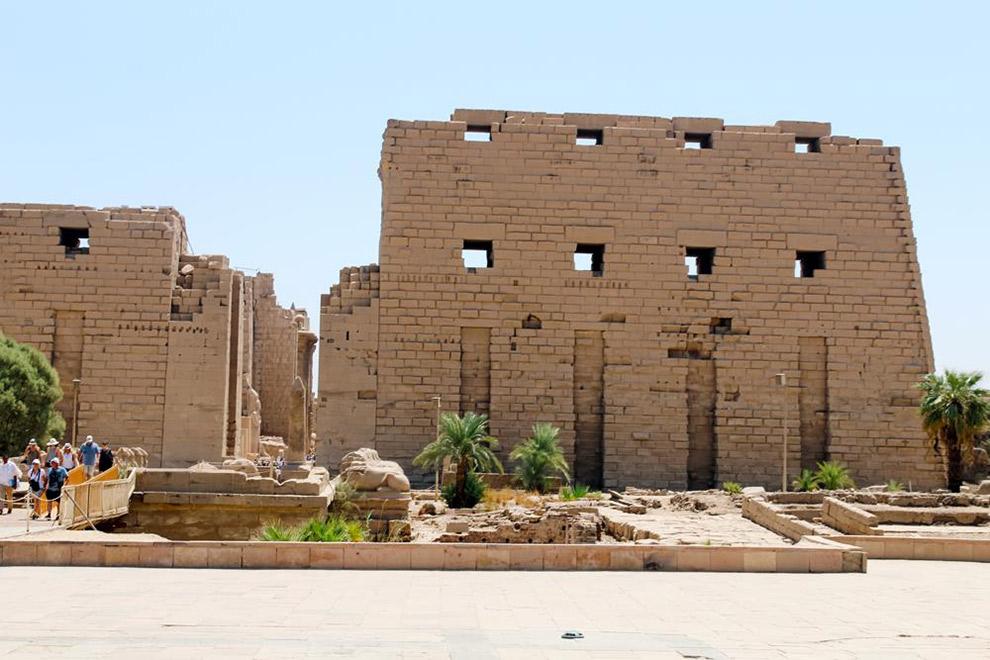 Grootste tempelcomplex van Egypte