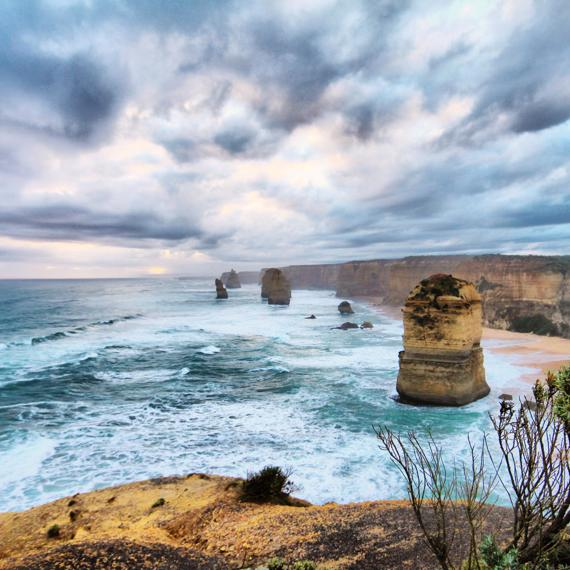 Highlights of the Great Ocean Road